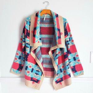 Tribal Aztec Sweater